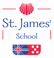 logo St. James School