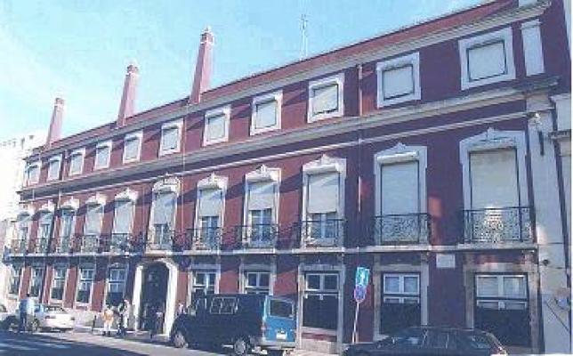 Edificio-Sede da Escola ASAS