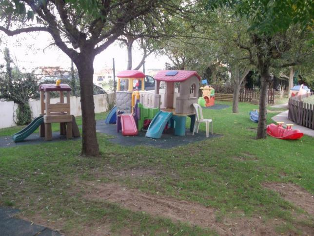Parque do Berçário e Sala de 1 e 2 anos